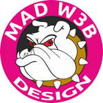 Mad W3b Design Logo