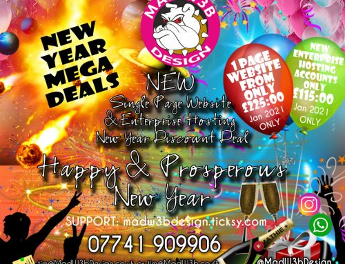 New Year January Deals