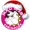 Mad W3b Design Logo